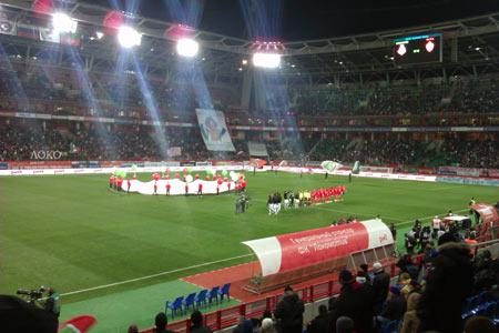 Футбольный стадион Черкизово
